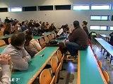 Angers / Université :  Les enseignants-chercheurs en colèr