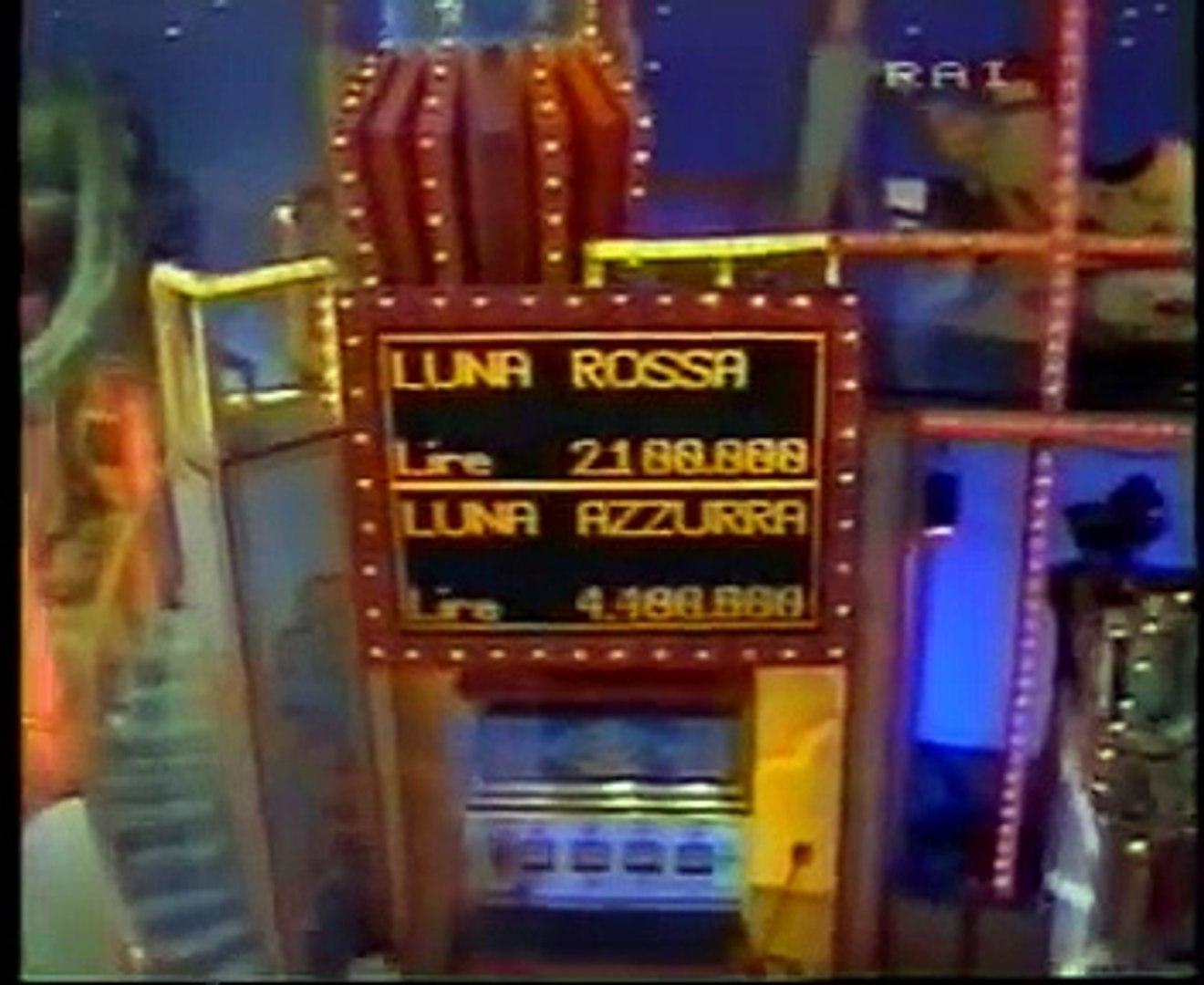 La Zingara Luna Park 1994 - 1995 RAI