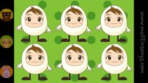 Muffin Songs - Humpty Dumpty  nursery rhymes & children songs with lyrics  muffin songs