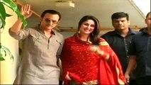 Saif Ali Khan-Kareena Kapoor wedding reception pics: SRK, Ranbir Kapoor, Anil Kapoor attend!