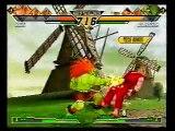 Capcom vs SNK 2 - CvS2 - Alex Valle (C) vs Kim (C) 1