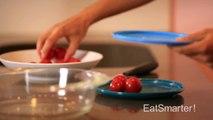 Tomaten ganz schnell schneiden - Die 50 Besten Küchentricks der Welt