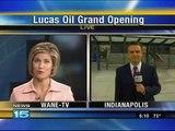 Lucas Oil Stadium Tour