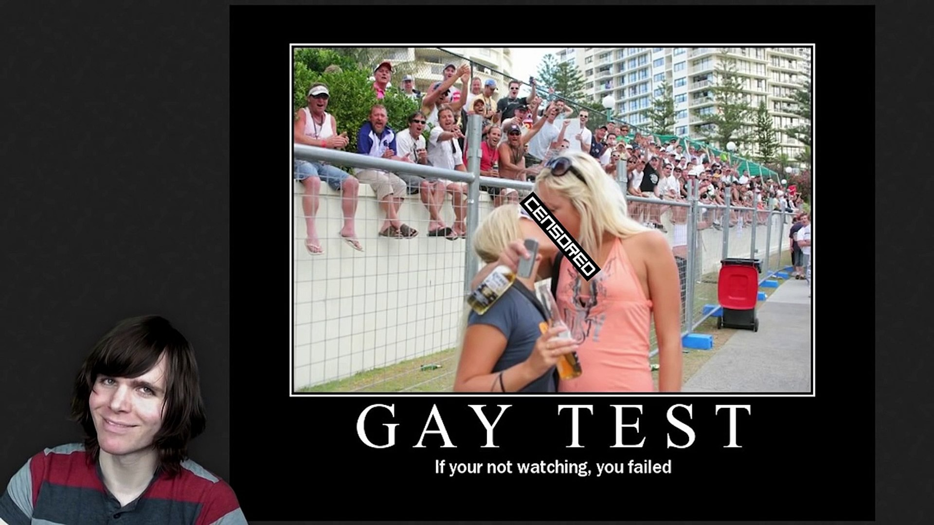 Test gay How to