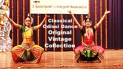 Debi Basu & her Disciple - Odissi Dance | Indian Classical Dance Forms