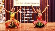 Debi Basu & her Disciple - Odissi Dance | Indian Classical Dance Forms