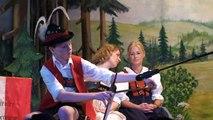 Autriche Innsbruck les musiques traditionnelles du Tyrol