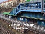 Siegfried Kremer - Verlassene Orte 16 - Frauenkrankenhaus Berlin-Neukölln