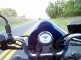 Harley-Davidson Buell 500cc Blast Bike Ride #1