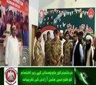 Jashn-e-Azadi celebrations at Different areas of Balochistan