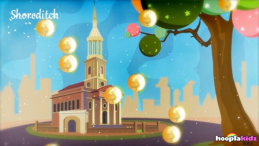 国语童谣 | Oranges and Lemons | Nursery Rhymes in Mandarin by HooplaKidz Mandarin