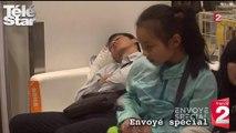 Envoyé Spécial : les chinois font la sieste chez Ikea, jeudi 20 août