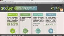 SOCIAE l'application d'aide à la démarche de Responsabilité Sociétale des Entreprises (RSE).