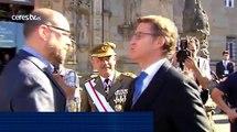 El alcalde de Santiago no acude a la ofrenda por el día del patrón de la ciudad