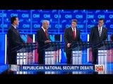 Ron Paul on foreign aid CNN Republican Debate 11-22-11