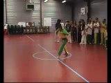 2ndo Batizado de Capoeira Raio de Luz Oxosse Acrobaties