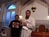 Konvertierung zum Islam! Germany! Convert to Islam!