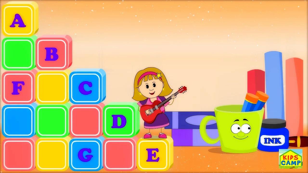 ABC Song Guitar