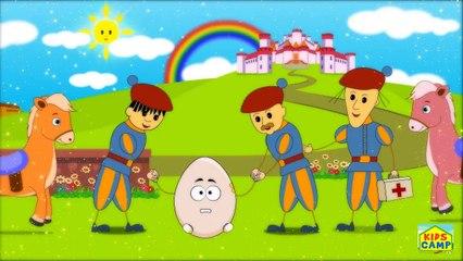 Humpty Dumpty All Kings Men