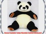 Riesen Pandab?r Teddy Pl?schb?r Stofftier 80cm gro?