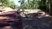 Voyage de vélo en Utah 2012 avec Sur La Route