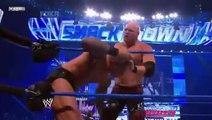 Champion vs. Champion Match: WWE Champion Randy Orton vs. World Heavyweight Kane