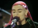 Peter Gabriel & Sinead O'Connor - Don't Give Up, Chile 1990