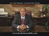 Senator Jay Dardenne discusses how the State Senate Works on Legal Lines with Locke Meredith