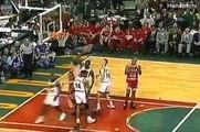 Sonics' Defense on Michael Jordan (1996 NBA Finals)