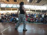 Claudio Flores  vs Pop-Shesho  Popping battle chile