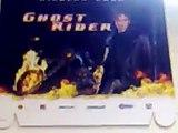 Ghost Rider - la moto du film, en vente à 55 000€