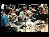 Sergiu Celibidache - Repetitii cu Simfonia a IX-a de Beethoven (cu subtitrare)