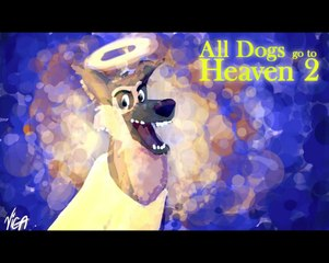 Media Hunter - All Dogs Go to Heaven 2 Review