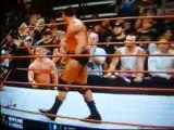 Randy Orton vs. John Cena's Dad