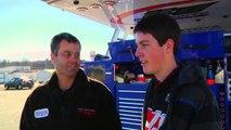 Alex Bowman Nascar Toyota Test with Line-X FULL version