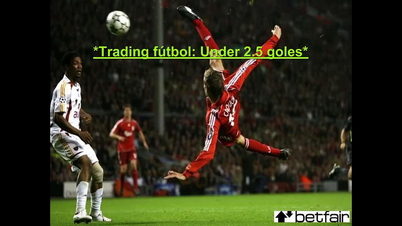 Tutorial Betfair Trading Fútbol