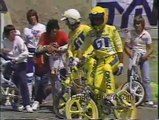 Rick Allison 1984 Old School BMX Video Huntington Beach, CA