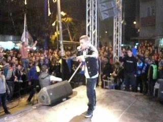 Muaad - Live Performance @ 25 Vjet Plis