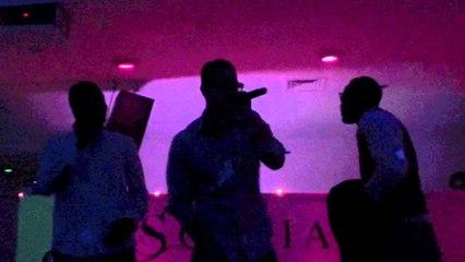 Nitti,Seg-z,Aiaman - Live Performance @ Sophias Club