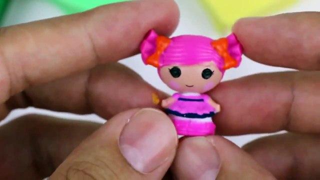 play doh Lollipop Surprise eggs peppa pig Disney Cars frozen Shopkins Egg