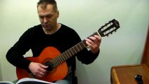 Tumša nakte zaļa zāle-Latviešu tautas dziesma