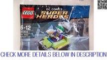 Lego DC Comics Super Heroes 30303 The Joker Bumper Car Promo Polybag 2015