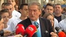 Berisha: Tre ligjet po nuk i votoi Rama do ti votoj sovrani në referendum pas fitores së PD-së