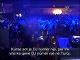 DJ TARKAN II - Intervistë për PIZZICATO - ALSAT M