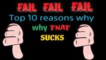 FNAF SUCKS! | Five Nights at Freddy's sucks!