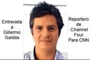 """""""La Tuta no está en Morelia o en Apatzingán como dice la gente"""".- Guillermo Galdós"""
