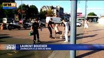 """Tirs dans un Thalys: """"Un blessé par arme à feu et un par arme blanche"""""""