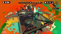 New Heights on Flounder Heights Map - Splatoon Gameplay