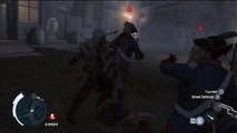 Assassins Creed 3 Achilles' Outfit Gameplay