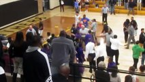 Brawl ends Hammond-Griffith boys basketball game